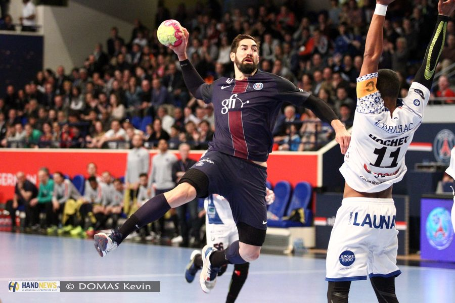 Le PSG Handball bat Szeged