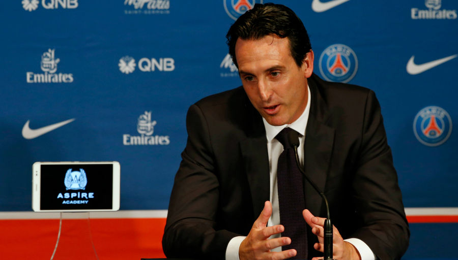 "Angers : Emery - ""Un match important à gagner"""