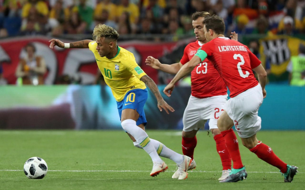 Capello tacle Neymar
