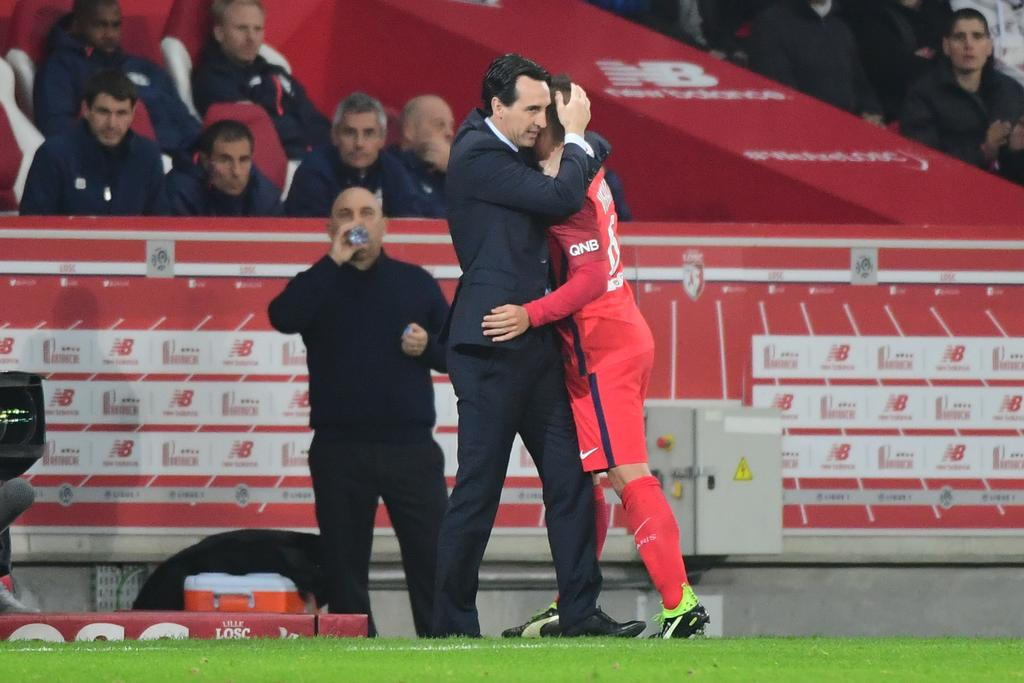 Dijon : Emery défend Verratti