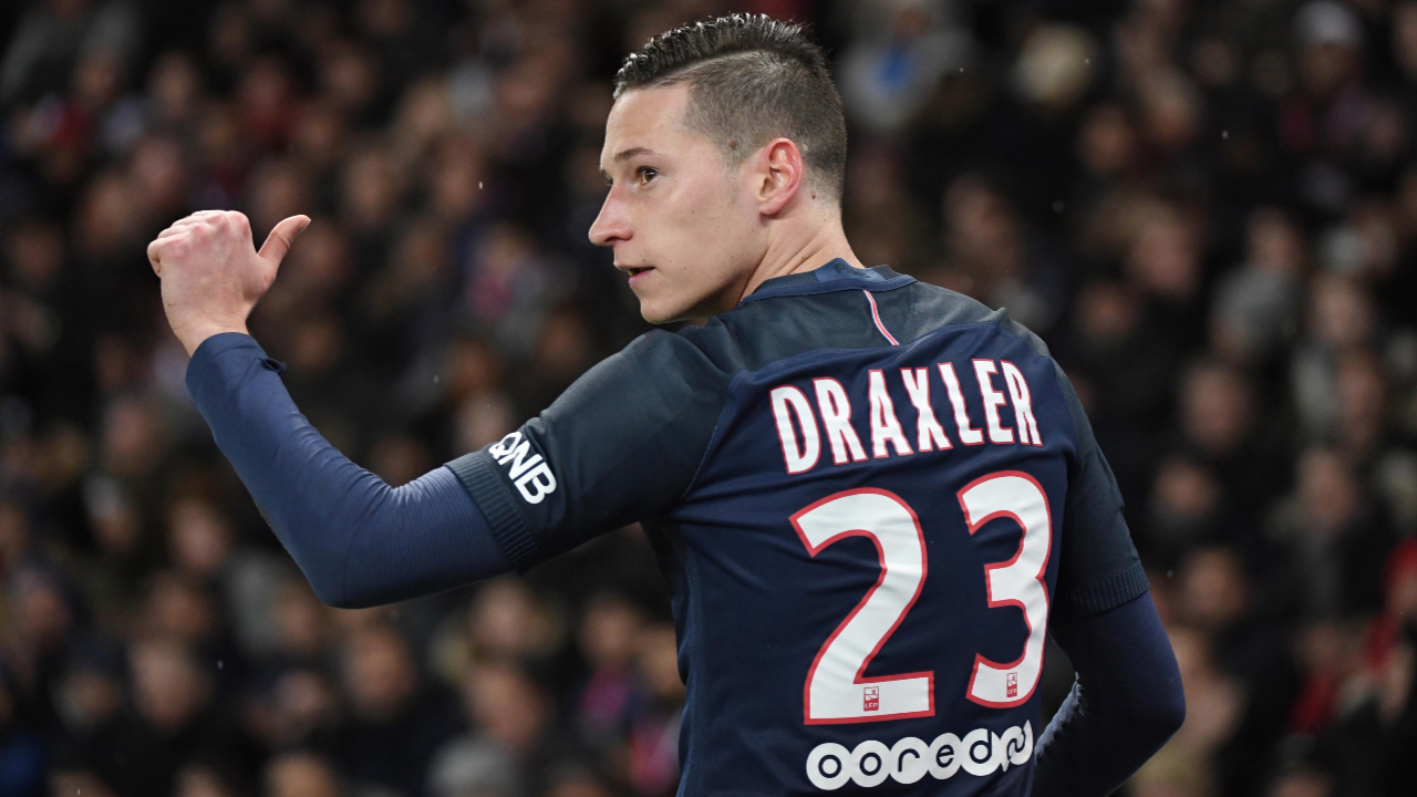 Draxler s'agace de son traitement