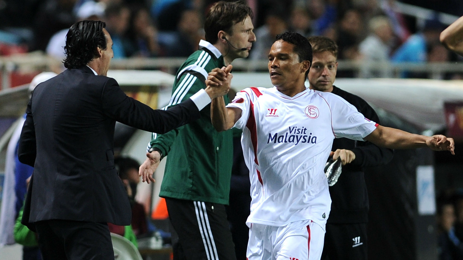Emery voudrait toujours Bacca