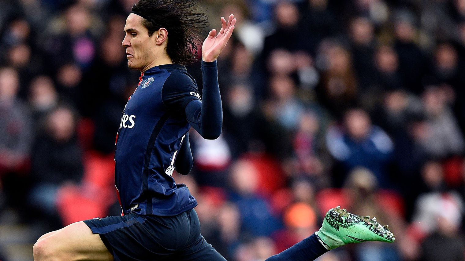 La prolongation de Cavani traine