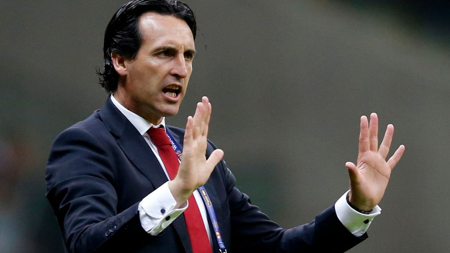 "Lille : Emery - ""Un match difficile"""