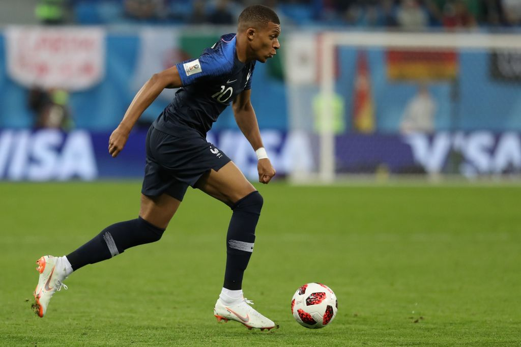 Mbappé, futur ballon d'Or ?