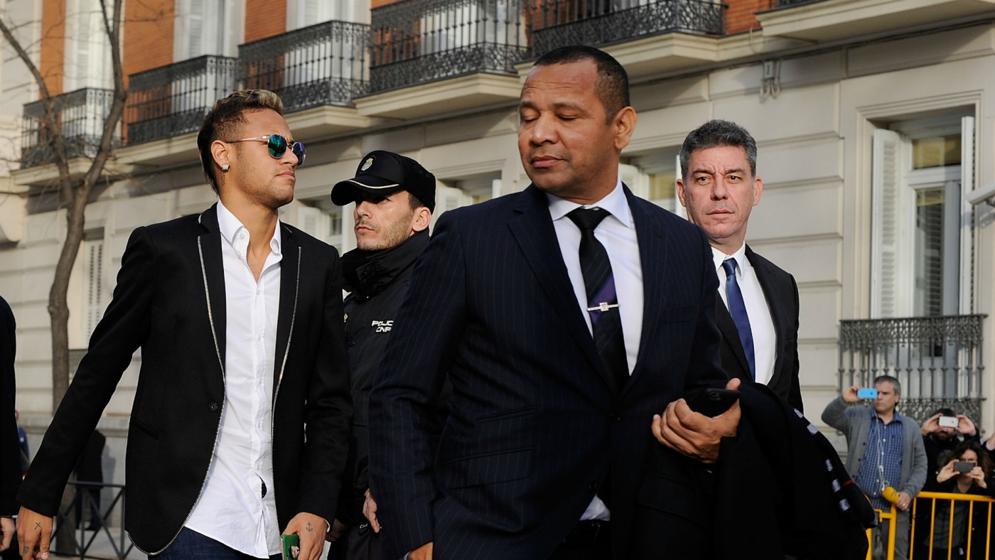 Neymar Sr confirme les intentions de son fils