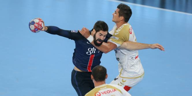 Paris s'impose face à Flensburg