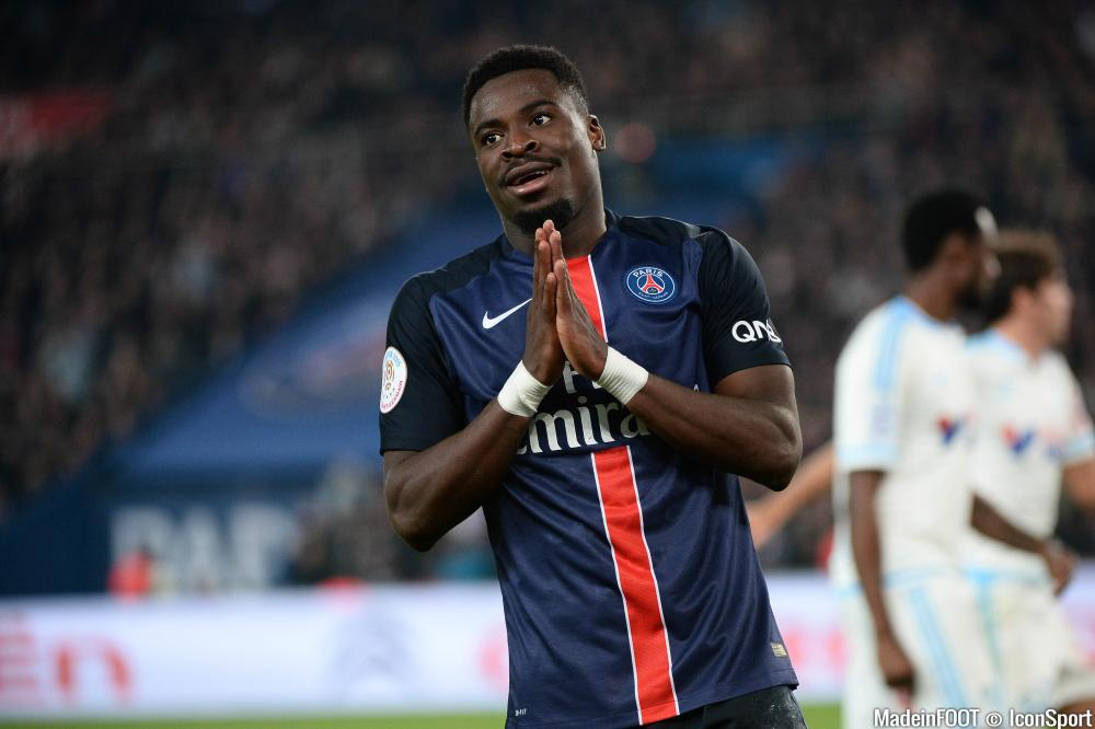 Serge Aurier connait sa sanction