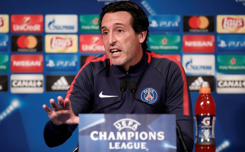 Strasbourg : Emery commente le match d'Alves