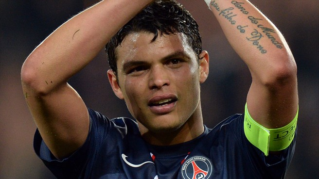 Thiago Silva critique les méthodes de Laurent Blanc